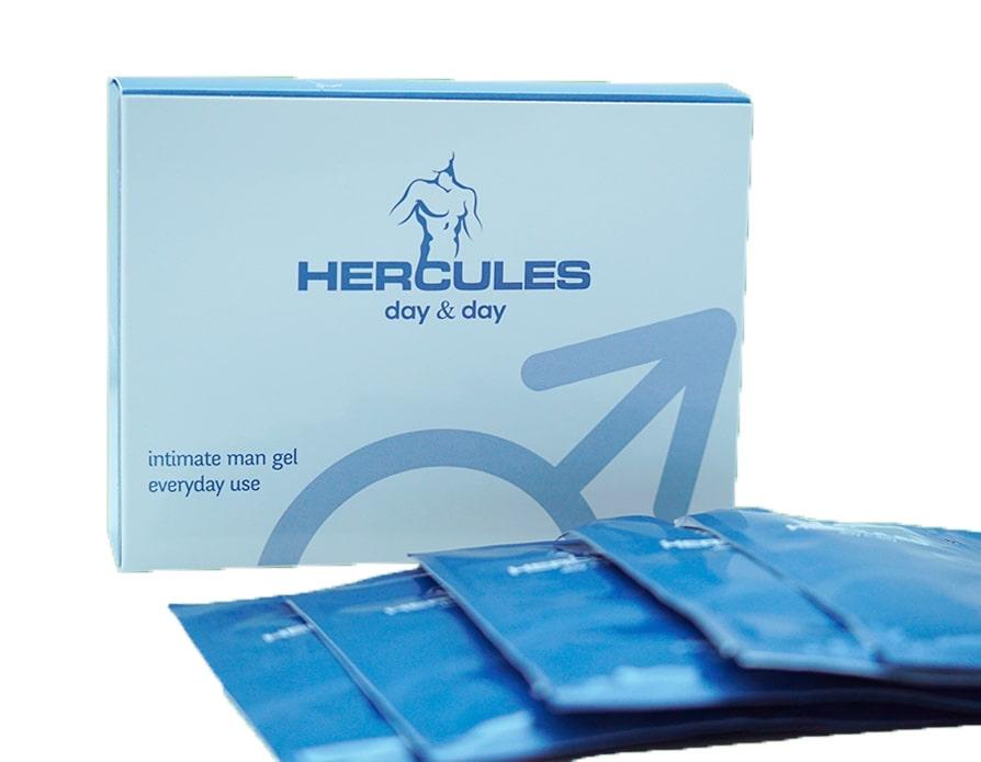gel hercules stimolatore