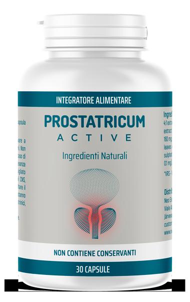 ingredienti prostatricum active