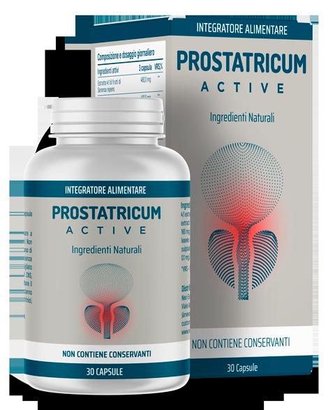 prostatricum active funziona