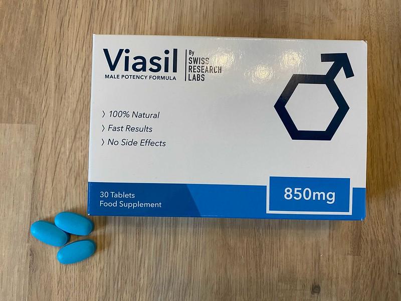 pastiglie Viasil